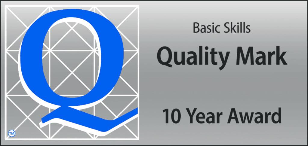 Basic Skills 10 Year Award